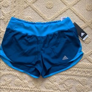 """NEW WITH TAGS 3"""" Adidas Shorts"""